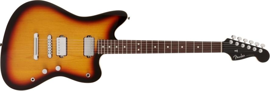 Made in Japan Modern Jazzmaster® Limited Run 3-Color Sunburst view 1.0