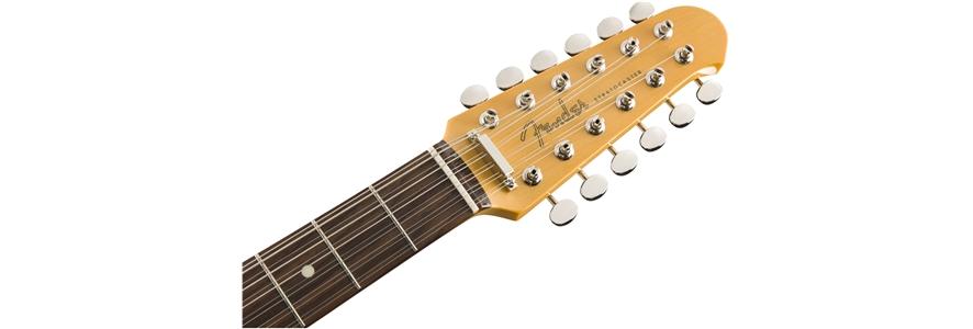 FSR MIJ Traditional Stratocaster® XII - 3-Color Sunburst