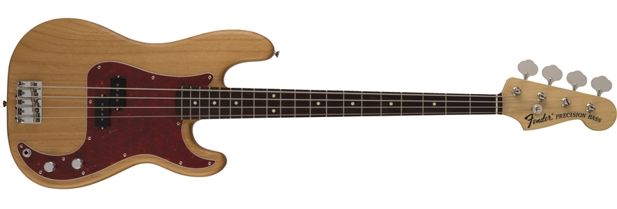 Tomomi  Precision Bass® view 1.0