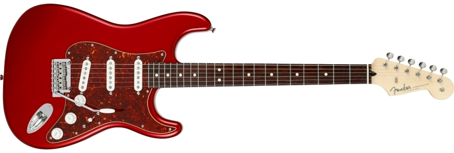 2021 Collection Made in Japan Hybrid II Stratocaster® view 1.0