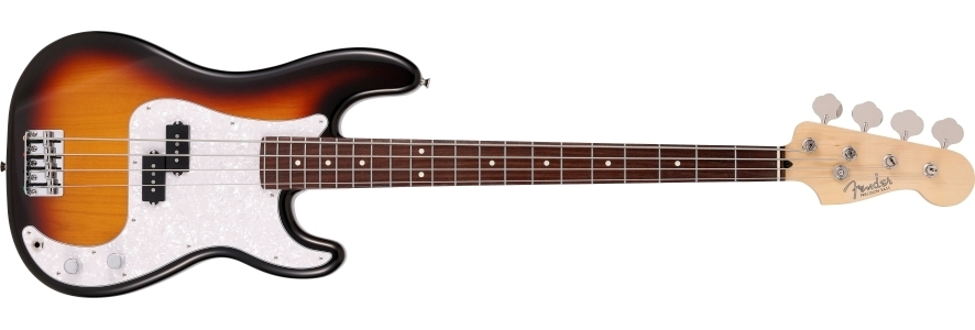 2021 Collection Made in Japan Hybrid II Precision Bass® view 1.0