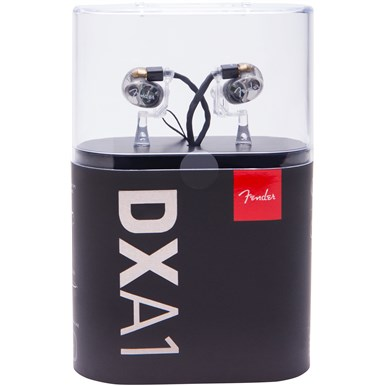 Fender® DXA1 Pro In-Ear Monitors -