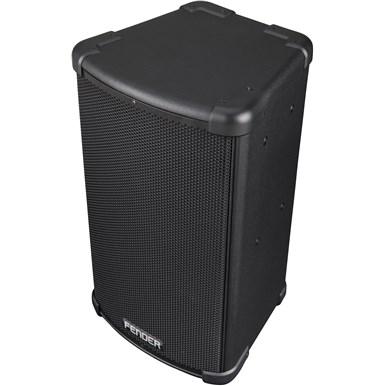 "Fighter 10"" 2-Way Powered Speaker - Black"
