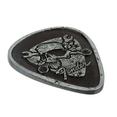 Fender® David Lozeau Metal Magnet -