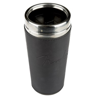Fender® Blackout Travel Mug -
