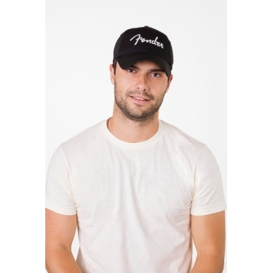 Fender® Logo Cap - One Size Fits Most view 1.0