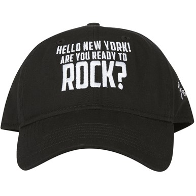 Fender® New York Are You Ready To Rock Hat -