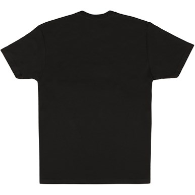 Fender® USA Flag Blackout T-Shirt - Black