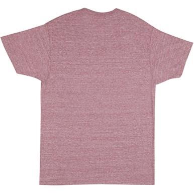 Fender® Distressed Logo Premium T-Shirt - Wine