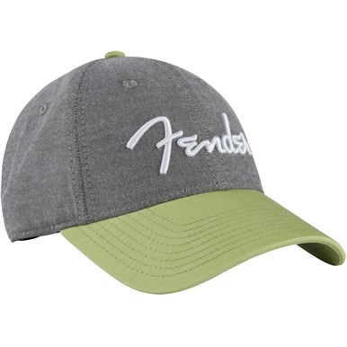 Fender® California Series Chambray Logo Hat -