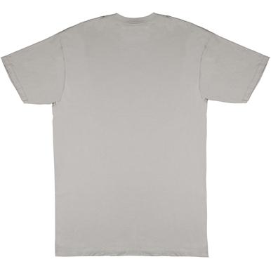 Fender® Bolt Down T-Shirt, Silver - Silver