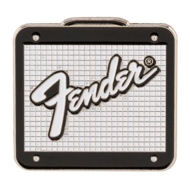 Fender™ Amp Logo Enamel Pin view 1.0