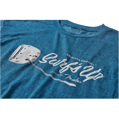 American Original Surf's Up T-Shirt - Teal