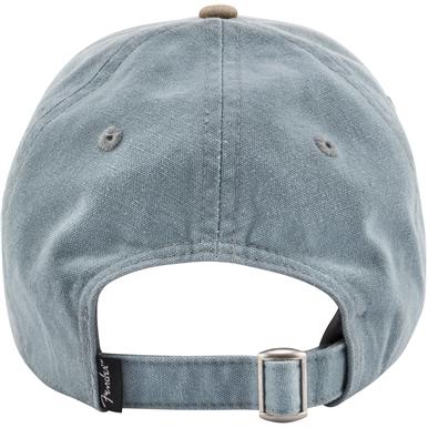 Fender® Spaghetti Logo Washed Snapback Hat -