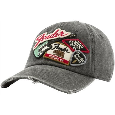 Iconic Patch Hat -