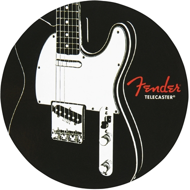 Fender™ Classic Guitars Coaster Set -