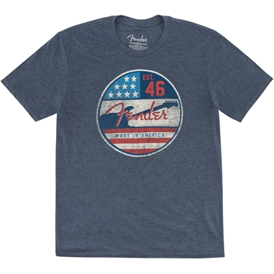 Made in America T-Shirt - Blue