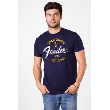 Fender® Baja Blue T-Shirt view 1.0