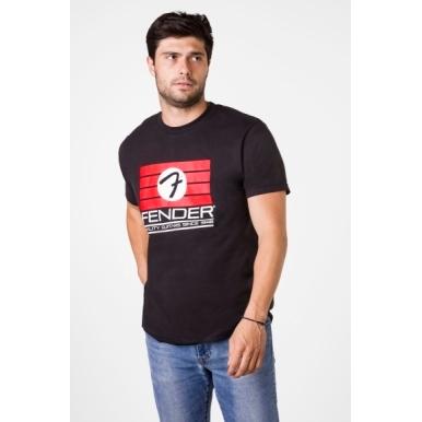 Fender® Sci-Fi T-Shirt, Black view 1.0