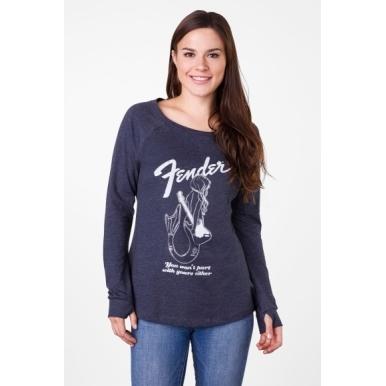 Fender® Mermaid Women's Long Sleeve view 1.0
