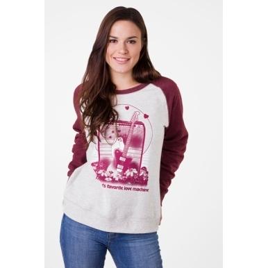Fender® Women's Love Sweatshirt view 1.0