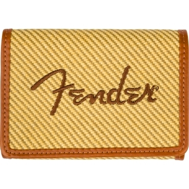 Fender™ Tweed Velcro Wallet view 1.0