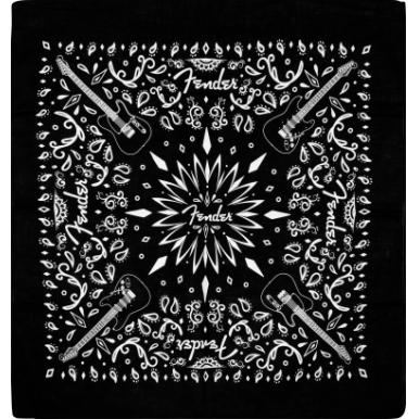 Fender® Black Bandana 2020 view 1.0