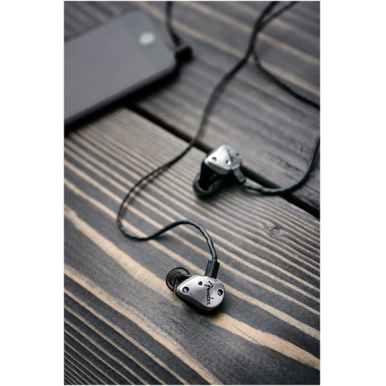 Fender® FXA5 Pro In-Ear Monitors - Silver