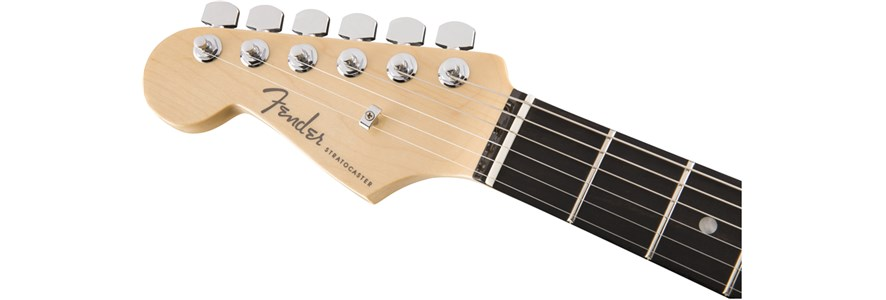 American Elite Stratocaster® Left-Hand - 3-Color Sunburst