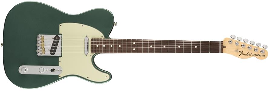 American Special Telecaster® - Sherwood Green Metallic