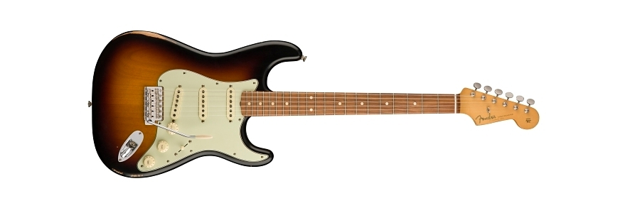 Road Worn® '60s Stratocaster® - 3-Color Sunburst