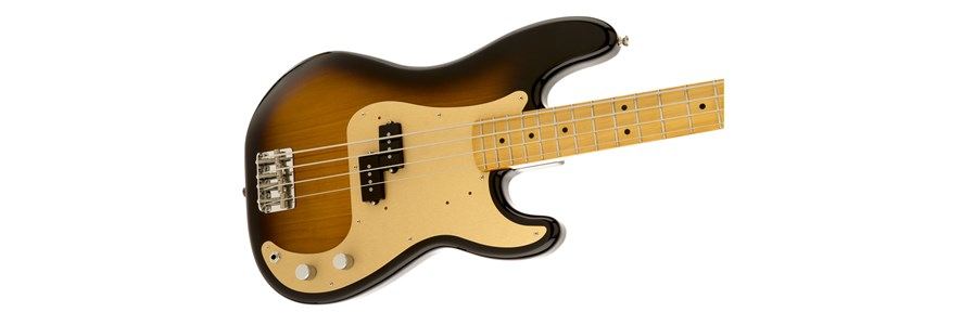 '50s Precision Bass® - 2-Color Sunburst