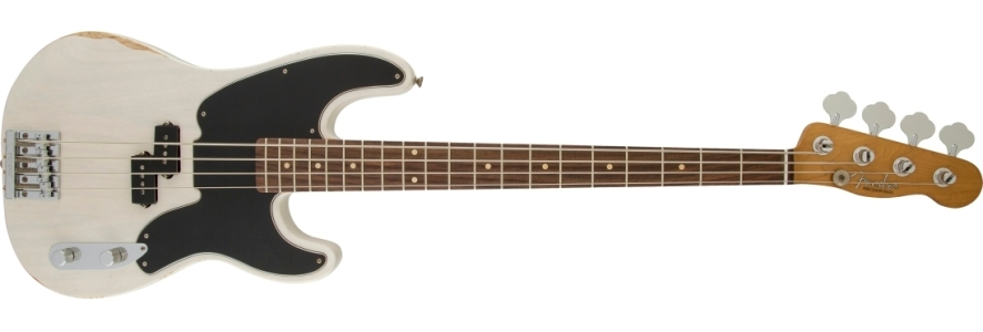 Mike Dirnt Road Worn® Precision Bass® view 1.0