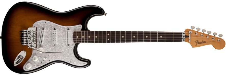 Dave Murray Stratocaster® view 1.0