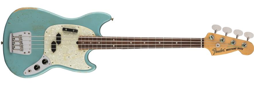 JMJ Road Worn® Mustang® Bass -