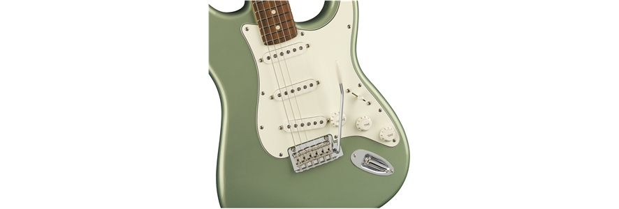Player Stratocaster® - Sage Green Metallic
