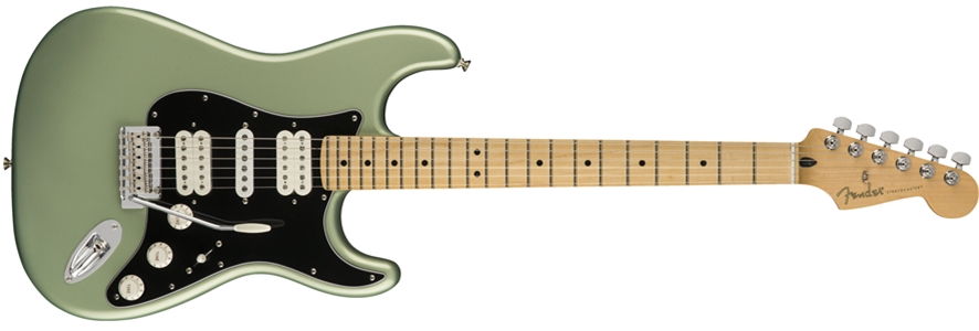 Player Stratocaster® HSH | Electric Guitars