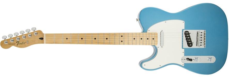 Standard Telecaster® Left-Hand - Lake Placid Blue