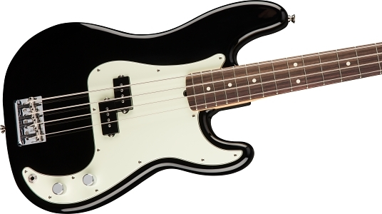 American Professional Precision Bass® - Black