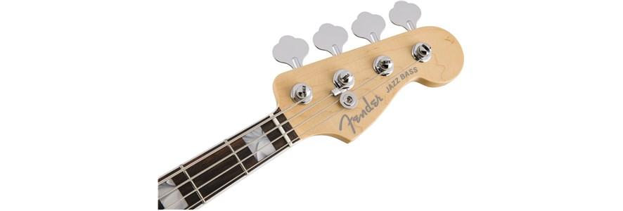American Elite Jazz Bass® - Ocean Turquoise
