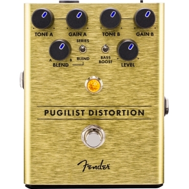 Pugilist Distortion -
