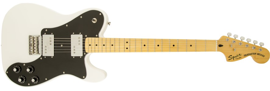 Vintage Modified Telecaster® Deluxe - Olympic White