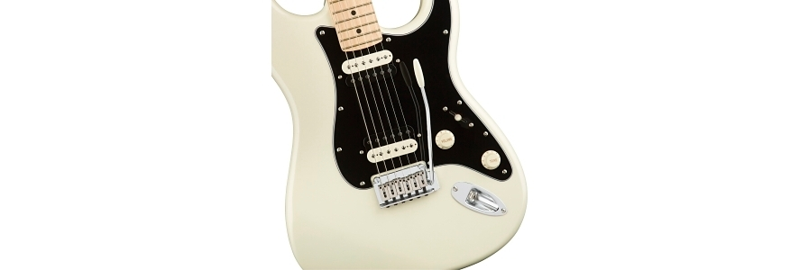 Contemporary Stratocaster® HH - Pearl White