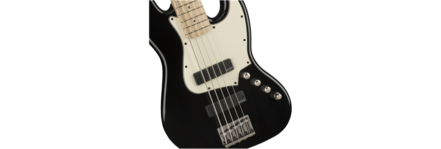 Contemporary Active Jazz Bass® HH V -