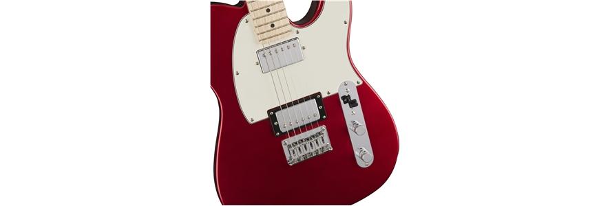 Contemporary Telecaster® HH - Dark Metallic Red