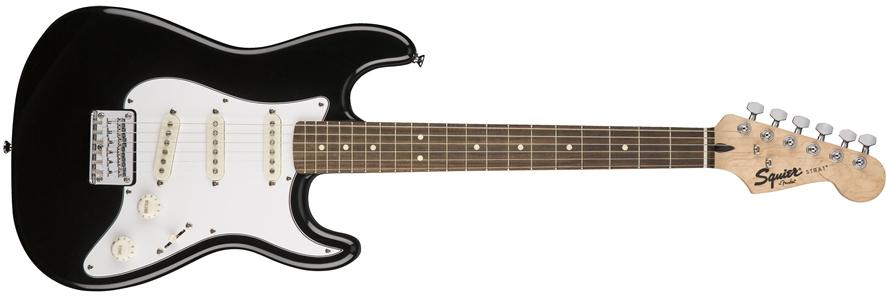 Strat® SS Pack (Short-Scale) - Black