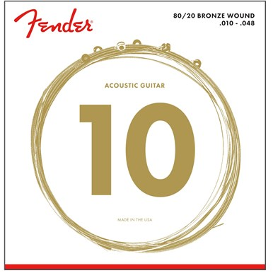 80/20 Bronze Acoustic Strings -