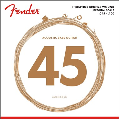 7060 Phosphor Bronze Acoustic Bass Strings view 1.0
