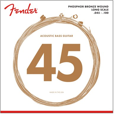 8060 Phosphor Bronze Acoustic Bass Strings - Long Scale view 1.0