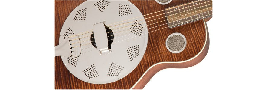 Brown Derby Resonator -